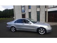 mercedes s320 3.2l Automatic/tiptronic Silver Luxury