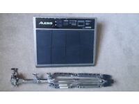 Alesis Control Pad With Roland PDS10 Stand