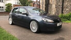 2009 (09) Volkswagen Golf 1.4 Modified like GTI. Immaculate . £3500 o.n.o