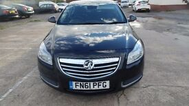 2011 vauxhall insignia 2.0L Diesel with full service history,long MOT,one owner from new