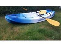 Ocean frenzy kayak