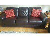 2x3 seater settees