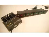 Transcension Show Director 8-way Relay Pack / Switch Unit