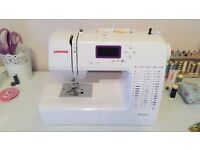 Janome 8050xl Sewing Machine For Sale