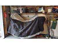 Honda Varadero XL 125cc Black. Honda Warranty 1430 miles