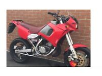 Cagiva supercity 125 about 8 months