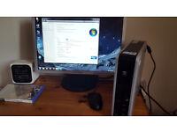 HP DC7900 Ultra Slim Dual Core 2 x 2.20GHz 2GB 80GB Windows 7