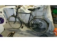 Vintage mens bike