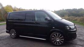 2013 (63) VW Transporter T28 Trendline Camper / Day Van (NO VAT)