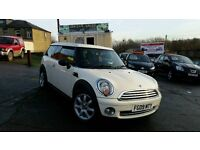 2009 MINI ONE 1.4 CLUBMAN ESTATE