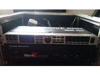 Behringer DCX2496 Ultradrive pro, processor, PA system