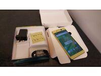 BOXED SONY XPERIA XA ULTRA 6-INCH SIMFREE SMARTPHONE,3GB RAM,16GB,22MP FRONT CAMERA,16MP R CAMERA
