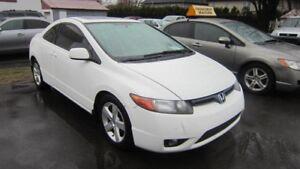 2007 Honda Civic Coupé DX-G AUTOMATIQUE FINANCEMENT MAISON