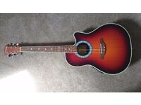 Westfield Pro Series Electro - Acoustic Guitar