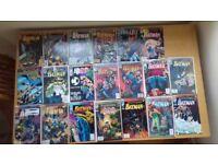 650+ Comic books - Various runs - 3 long boxes