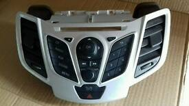 Ford fiesta (2009-2014) cd player cover