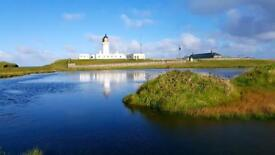 Rooms to rent in a Lighthouse cottage near Wick