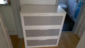 Ikea drawer units