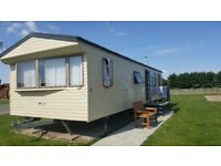3 bedroom caravan to let in Mablethorpe