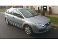 2005 FORD FOCUS 1.6 TDCI LX 90, DIESEL, LOW MILES AT 68K, JUST SERVICED FULL MOT! (not vauxhall)