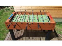 Table Football - Action Packed Game!