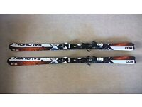 Salomon XWing mens skis 165cm newly serviced