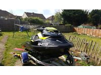 SeaDoo RXPX260 2012 (over 300hp)
