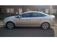 Ford Mondeo Titanium X Keyless start