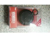 Voombox Bluetooth and Aux speaker very loud
