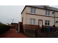 * * 2 BED UPPER FLAT FOR SALE IN LESLIE **NOW SOLD, THANK YOU ** **