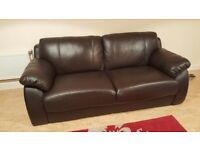 2 large seater sofa and 2 seater sofa
