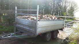 Fully Seasoned Hardwood Firewood Logs