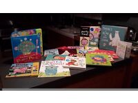 Baby and toddler book bundle