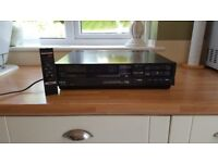 AKAI VS-112EK VCR with remote, leads and instuctions