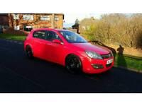 Vauxhall astra sri turbo 55 plate vxr spec