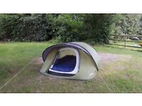 PopUp Tent for 3
