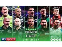 Premier League Darts Tickets Aberdeen