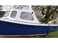 Fishing boat wanted,