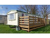 HOLIDAY CARAVAN, Mobile chalet, self catering accommodation to rent Coastal Kent, Leysdown-on-sea