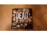 Dead of Winter Board Game - Perfect Condition