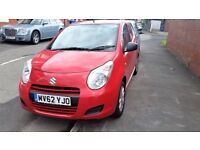 2012 (62) Suzuki Alto 1.0 SZ 5dr Manual - £0/Year Tax.