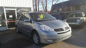 2004 Toyota Sienna | DVD | Certified and E-tested