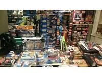 Massive star wars collection
