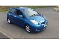 2010 Toyota yaris 1.4 d4d 6 speed manual 5dr **spares or repairs** starts & drives