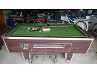 Pool Table FREE on Collection
