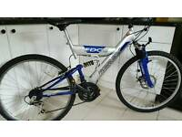 Reflex Edge Full Suspension mountain bike