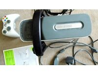 Xbox360 Console With Wireless Controller