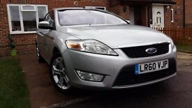 **reduced** 2010 Ford Mondeo 74k ZETEC TDCI 3,900 ovno