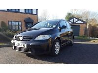VW Golf Plus SE TDi - 12 Months MOT - FSH - Just serviced, last owner for 10 years