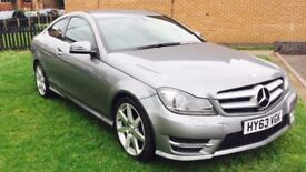 C220 Sport AMG Original Low Milage